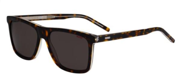Moška sončna očala Hugo, havana stil. Optika Zajec