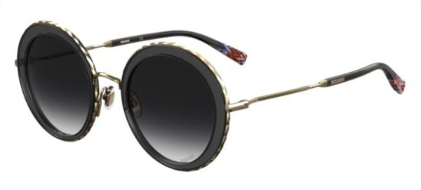 Ženska sončna očala MISSONI trendi okrogle oblike. Izberi na: optika Zajec