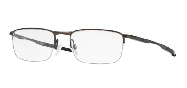 Moška korekcijska očala znamke Oakley s kovinskim okvirjem. Poglej na optika Zajec