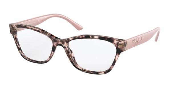 Ženska korekcijska očala Prada havana stil. Najboljša očala na optika Zajec