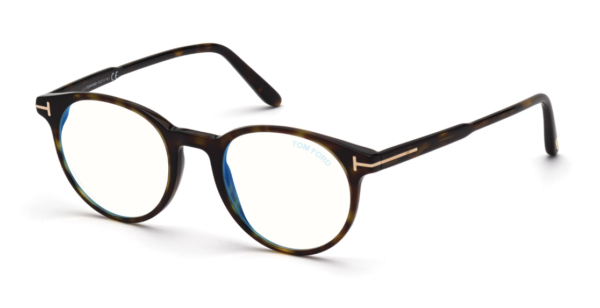 Moška korekcijska očala Tom Ford havana stil, izberi na optika Zajec