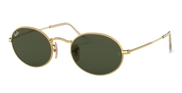 Kovinska sončna očala znamke Ray Ban unisex RB3547 001/31. Optika Zajec